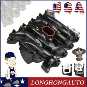 Intake Manifold For 01 08 Crown Victoria Town Grand Marquis 99 04 Mustang