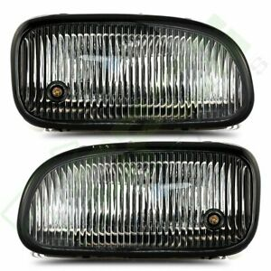 Replace Fog Light With Clear Lens For 1999 2003 Jeep Grand Cherokee