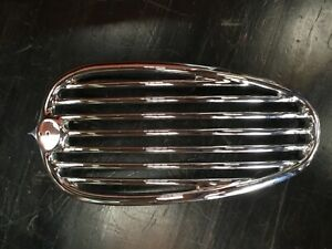 1954 1957 Jaguar Xk 140 Coupe Roadster Dhc Grill Perfect Condition