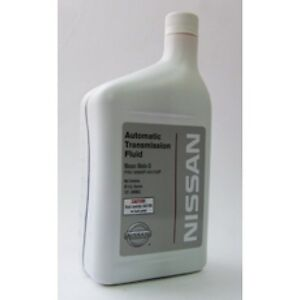 Genuine Nissan Automatic Transmission Fluid Matic S