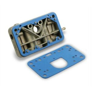 Holley 134 203 Metering Block Primary Cast Alum For Holley 2300