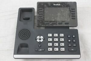 Yealink Sip t54s Ip Phone small Crack On Screen