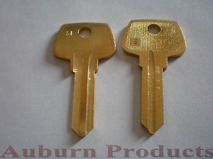S1 Sargent Key Blank 50 Key Blanks Free Shipping Check For Discounts