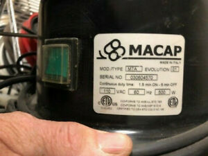 Macap Commercial Coffee Grinder