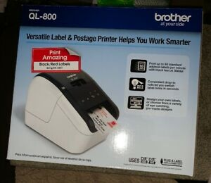 New Brother Ql 800 High speed Professional Label Printer Brand New Sealed 800