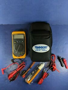 New Fluke 16 Multimeter Screen Protector Soft Case Accessories