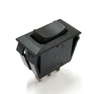 Cw Industries Grs 2013c 0000 Spdt on off on Momentary Rocker Switch
