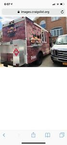 Food Truck For Sale Used Box Truck Full Kitchen