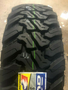 4 New 235 75r15 Accelera M T Mud Terrain Tires Mt 235 75 15 R15 2357515