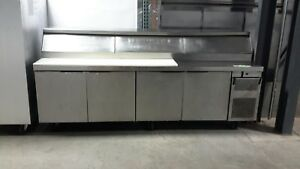 Used Randell 8411 111 Refrigerated Pizza Prep Table