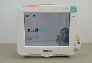Philips Intellivue Mp50 Touch Screen Patient Monitor S m8003 1401a 17771 A12