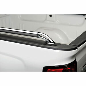 Putco Stainless Steel Locker Side Rails For 1999 06 Toyota T100 8 Bed W toolbox