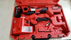 Milwaukee 2672 21 M18 18 volt Force Logic Cable Cutter Kit