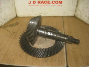 2 56 10 Bolt 8 5 Ring Pinion Posi Gear Impala Cutlass Roadmaster Caprice Camaro