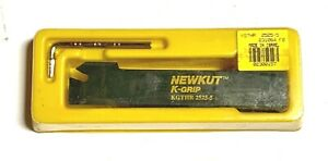 Newkut Tool Holder For Parting Grooving Kgthr 2525 5 K grip Made In Israel