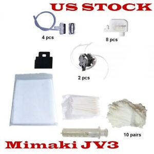 Us Stock Cleaning Maintenance Kit For Mimaki Jv3 Printer