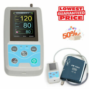 Sales Promotion ambulatory Blood Pressure Monitor Usb Software Nibp Holter new