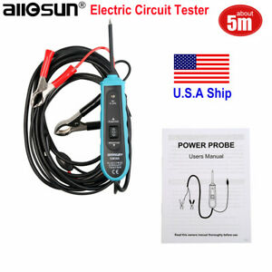 Usa Ship All sun Em285 Power Probe Car Electric Circuit Tester Automotive Kit