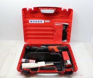 Hilti Dx 351 Powder Actuated Nail Gun