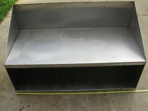 Stainless Steel Shelf Local Pickup Only no Shipping