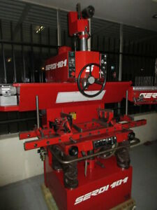Serdi 101 Valve Guide Seat Machine Used But Nice Condition Nt Rottler