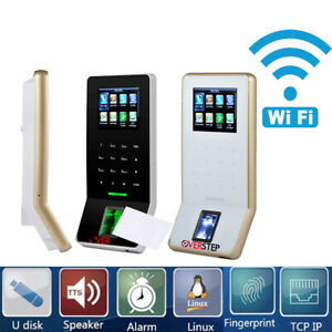 New Zkteco F22 Wifi And Rj45 Fingerprint Time Attendance Zkteco Acces Control