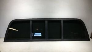 1994 2001 Dodge Ram Pickup 1500 2500 Rear Sliding Window Back Glass Oem C302
