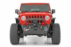Jeep Wrangler Jl Front Trail Bumper 18 19 Rough Country