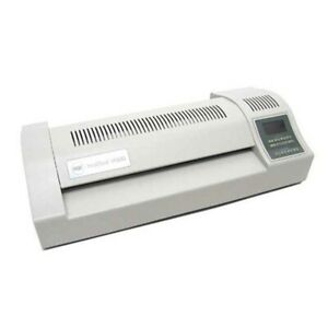 Gbc Heatseal H500 13 Wide Pro Photo quality Commercial Laminator 10 Mil Doc