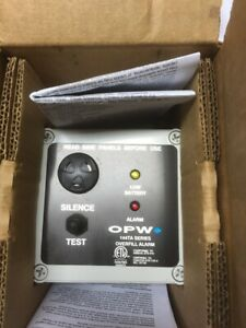 Opw 144ta 0100 Single Tank 144ta Series Overfill Alarm