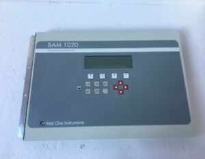 Particulate Monitor Met One Instruments Inc Bam beta Attenuation Monitor 1020