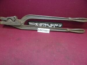 Roper Whitney Sheet Metal Punch Tool 23 Loc7091