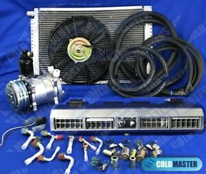 A C Kit Universal Under Dash Evaporator Kit Air Conditioner 223 1pl 14x20 Cond