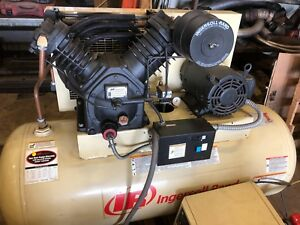 Ingersoll Rand Type 30 Reciprocating Air Compressor