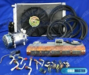 A C Kit Universal Under Dash Evaporator Kit Air Conditioner 228 100 W Sc 14x20