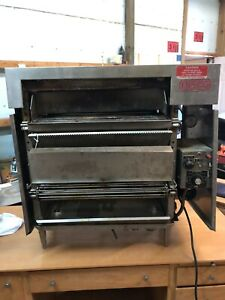Nieco Gas Char Broiler Charvection Automatic Char Broiler