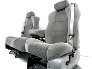 Ford F150 Seats Front Seat F 150 60 40 Bench Style Intergrated Seat Belts 97 04