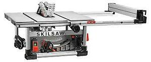 New Skil Spt99 12 10in H d Worm Drive Table Saw