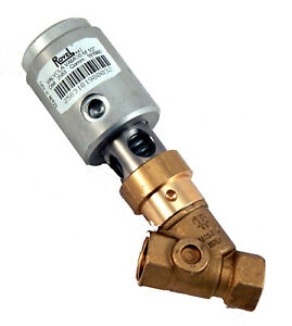 Valve Steam 1 2 Normally Closed Nc Max 9 Bar Rovel Dry Cleaning 700 089