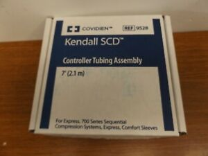 Kendall Covidien 9528 Scd Tubing For Express 700 Compression System New