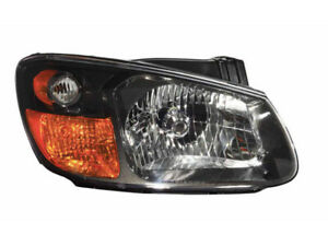 Fits Kia Spectra5 Hatchback 08 09 Headlight Lamp Right Passenger Replacement