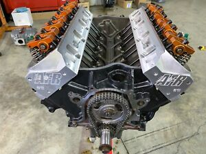 410 Ford Dss Rotating Assembly Afr 205 Heads 58cc Fms Sportsman Block 351 W