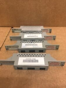 Hp 44470a Connector Lot Of 4