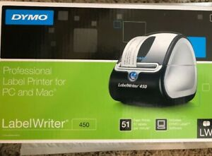 Dymo Label Writer 450 New In Unopened Retail Box