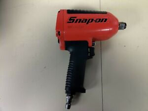 Snap on Mg1250 Heavy Duty 3 4 Air Impact Wrench With Protective Boot