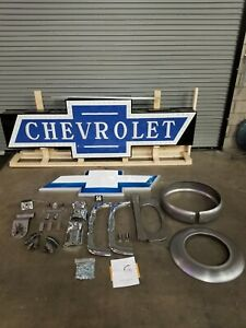 1956 Chevrolet Bel Air Continental Kit New Reproduction