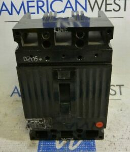 Ge General Electric Ted136015 3 Pole 15 Amp Circuit Breaker