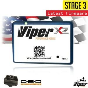 Stage 3 Performance Chip Ecu Obd Race Engine Sprint Hp Booster Plug Play For Bmw