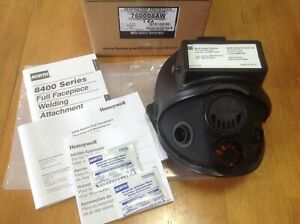 New North tm 7600 Welding Full Face Respirator m l Honeywell North 760008aw