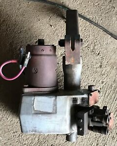 Western Snow Plow Pump Unimount Isarmatic Western Fisher Meyer Plows
